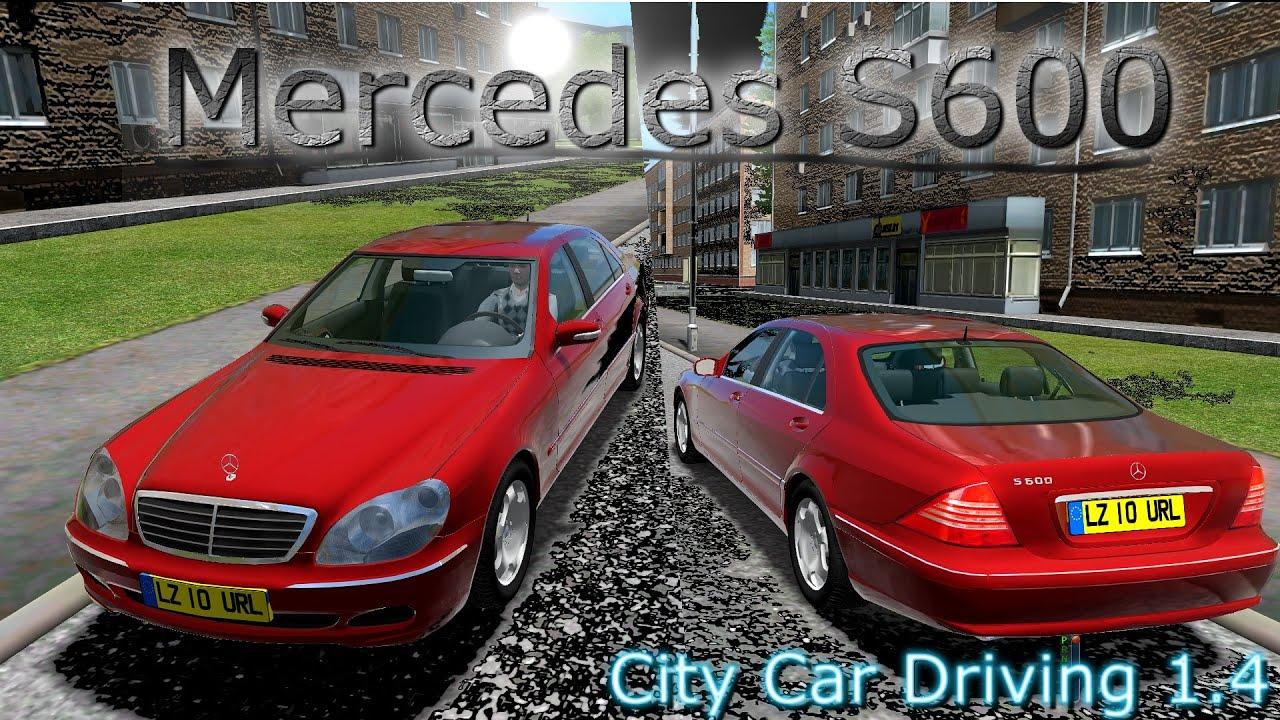 City Car Driving Topic Mod List 1 5 0 13