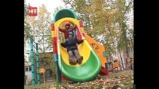 Александр Коровников посетил детские сады Великого Новгорода