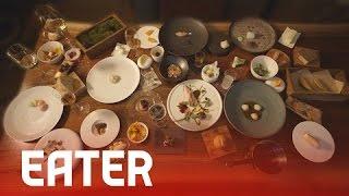 Atera, Spring 2014 - 60 Second Tasting Menu