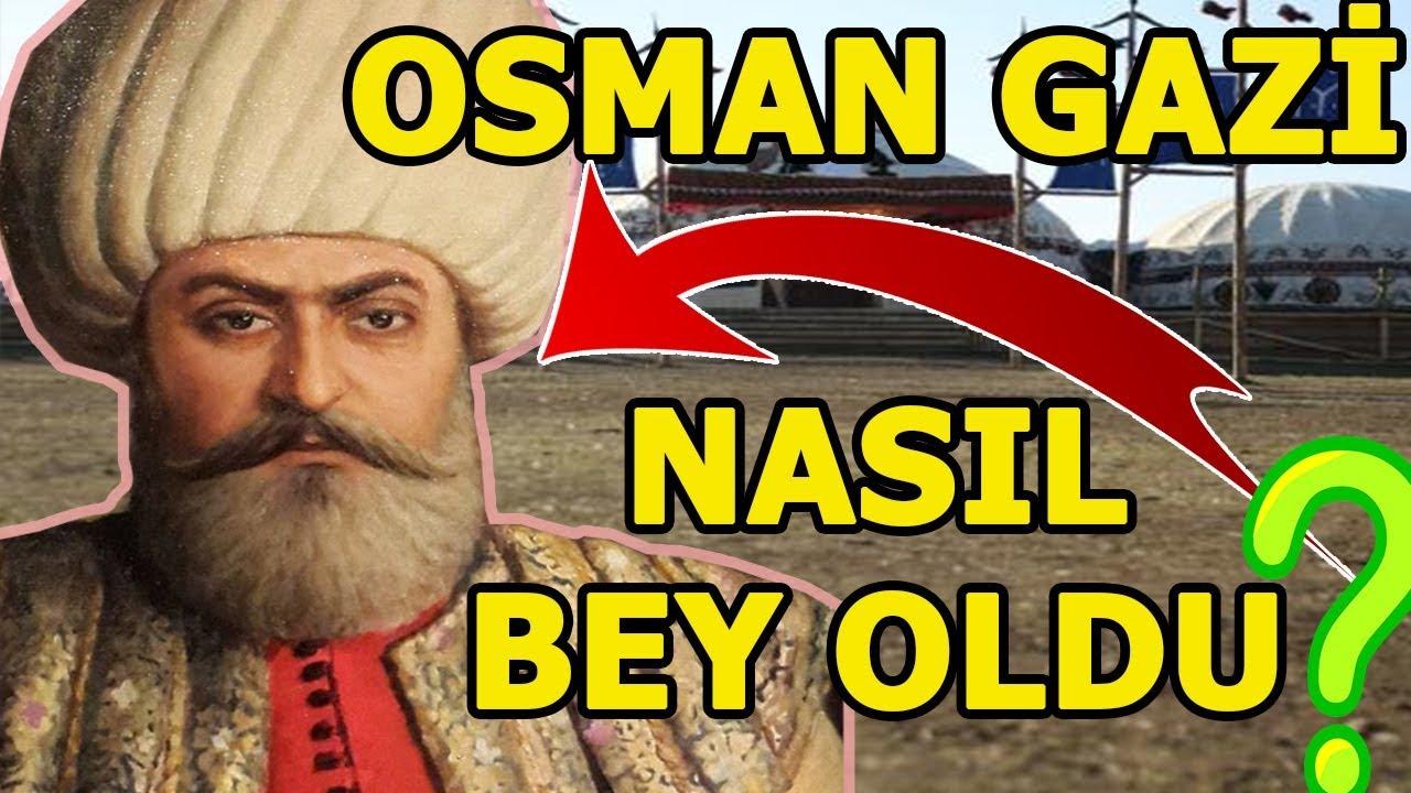 Osman Gazi Nasıl Bey Oldu? (Dündar Alp,Gündüz Alp ve Savcı Bey) Osmanlı'nın Kuruluşu
