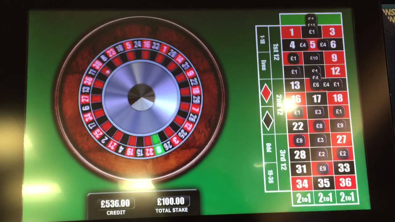 Roulette Betting Limitations