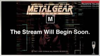 Let's Play Metal Gear Solid Japanese Version Part 1