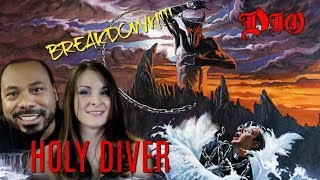 Dio Holy Diver Reaction!!! MP3