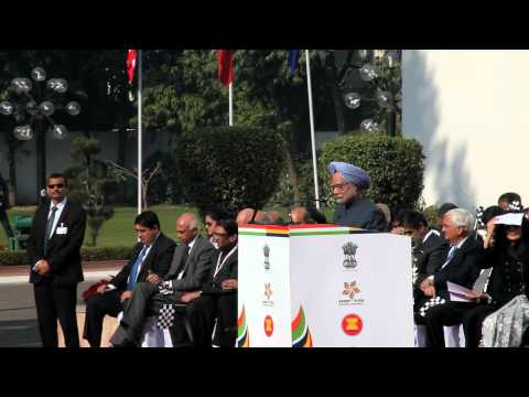 Remarks by Prime Minister, Dr.Manmohan Singh at Flag Down of the ASEAN-India Car Rally