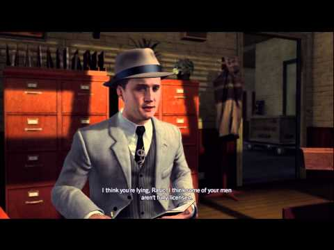 L.A. Noire - Arson Case #1: The Gas Man