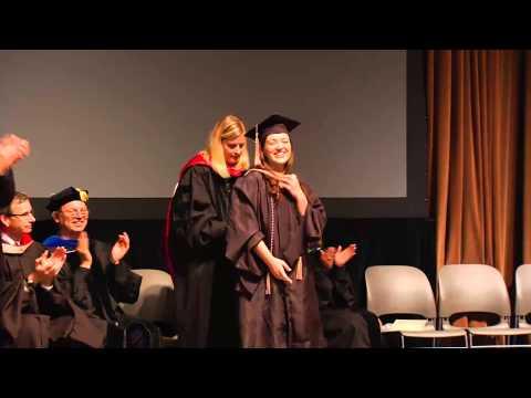 School of Business Administration Graduation 2015