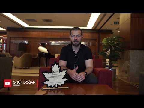 Onur Doğan's Speech