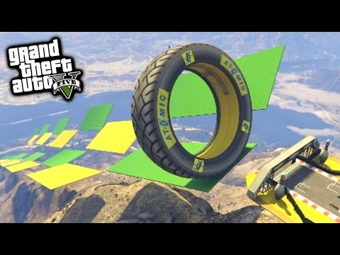 Thumbnail: FASTEST BIKE PARKOUR! - GTA 5 Funny Moments #645