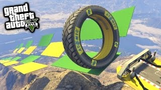 FASTEST BIKE PARKOUR! - GTA 5 Funny Moments #645(GTA 5 Funny Moments and Gameplay! Enjoy! Previous Episode: https://www.youtube.com/watch?v=mSUMX5SwUSk Series Playlist: ..., 2017-01-07T18:50:55.000Z)