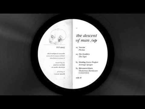 Büromaschinen - Thalamus Hardware Conversion [ The Descent Of Man Ep - ELE-R003 ]