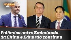 A China e a culpa pelo coronavírus. E se em vez de Eduardo Bolsonaro fosse Eduardo Bananinha?