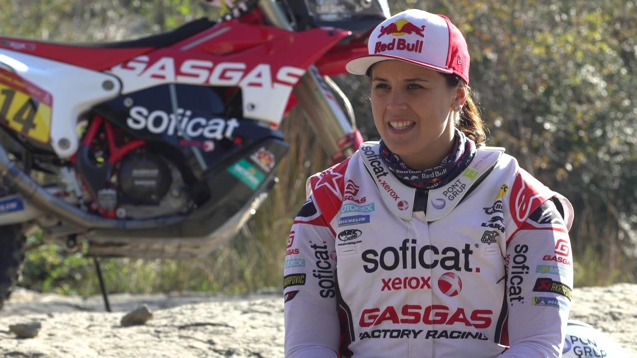 Laia Sanz Dakar 2020 - YouTube