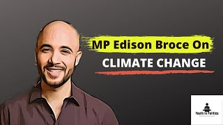 #09 Youth In Politics Podcast - MP Edison Broce (Environment & Youth Political Engagement)
