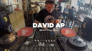 Baixar David A-P (MotorCity Wine, Detroit) • DJ Set • Le Mellotron
