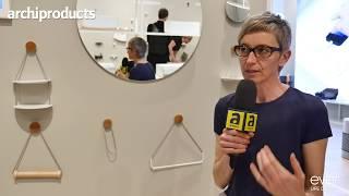 Salone Internazionale del Bagno 2018 | EVER LIFE DESIGN -Monica Graffeo Diego Cisi Jacopo Antoniazzi