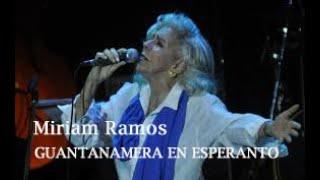 Guantanamera, versión cubana en Esperanto 2020
