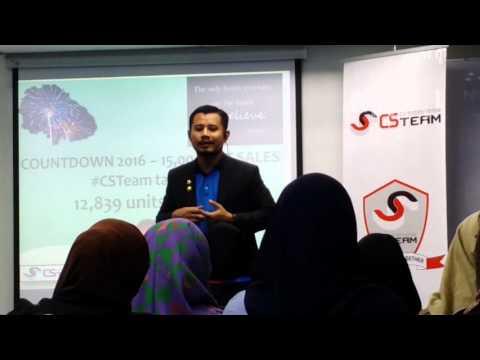 Apa yang perlu anda tahu sebagai Top Producer di Coway Malaysia - SM Saiful