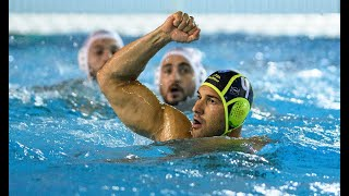 Pro Recco vs Olympiacos Piraeus - Full Match - Waterpolo Champion's League 2020 / 2021