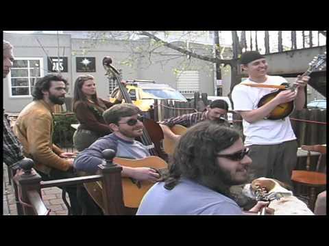 Burnt Toast Bluegrass Jam at Boulder, Colorado