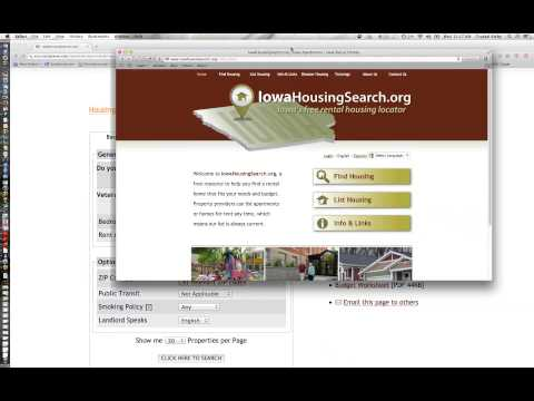 IowaHousingSearch org Landlord Training