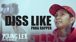 DISS YOUNG LEX - FREESTYLE RAP #BOOM