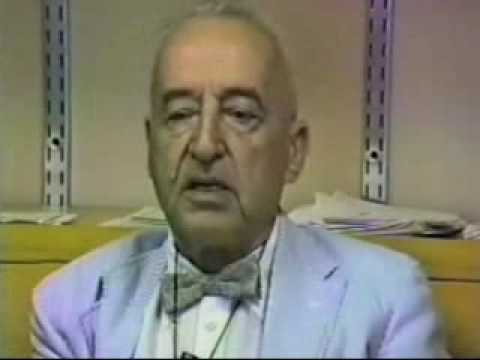 1987 Interview of Dr. J. Warkany