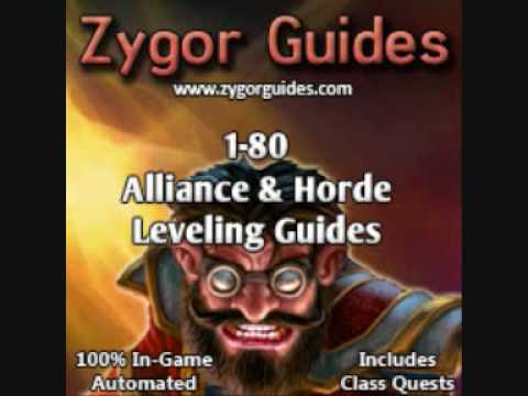 Zygor Guides - Alliance & Horde WoW In-Game Leveling Guides