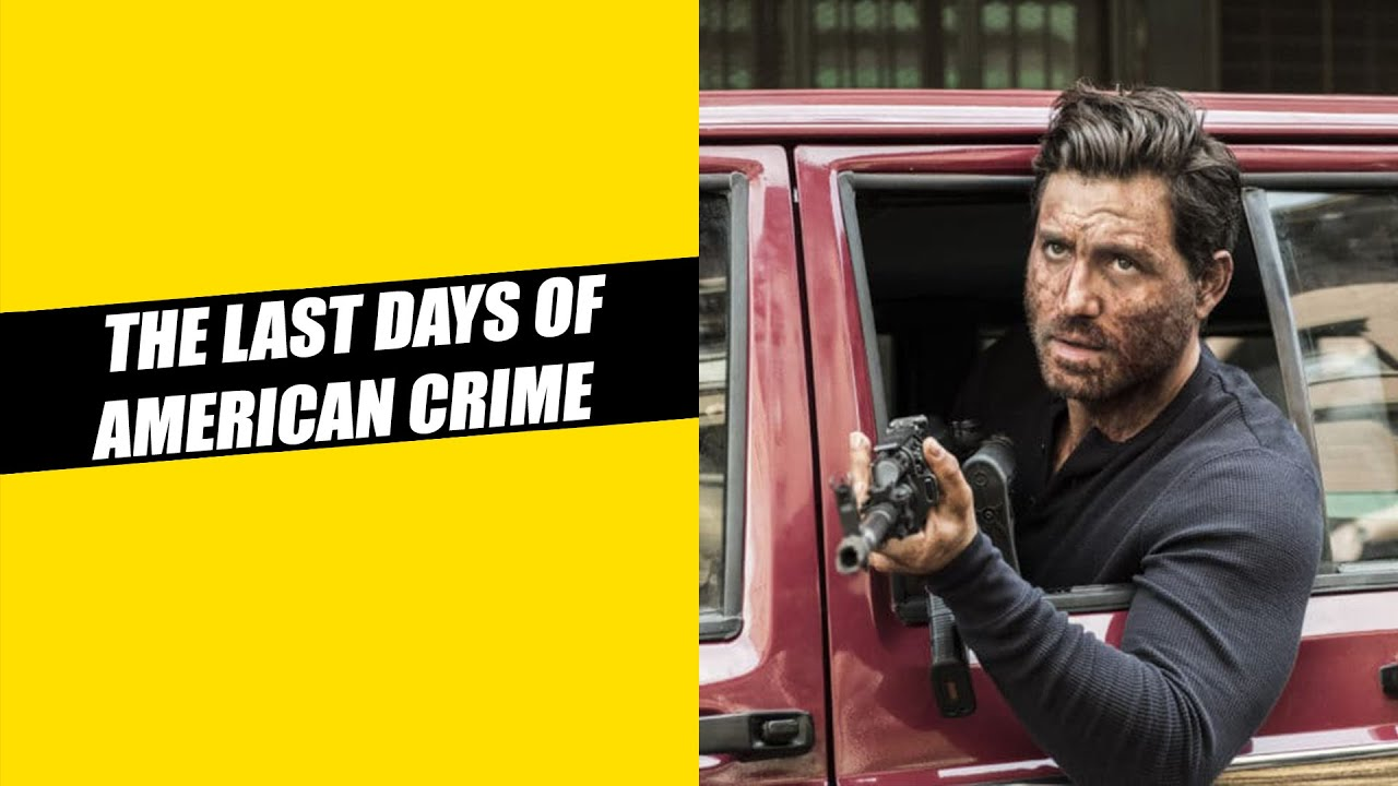 Episode 1 Last Days Of American Crime Review Youtube