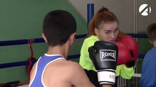 В Астрахани обновили школу олимпийского чемпиона