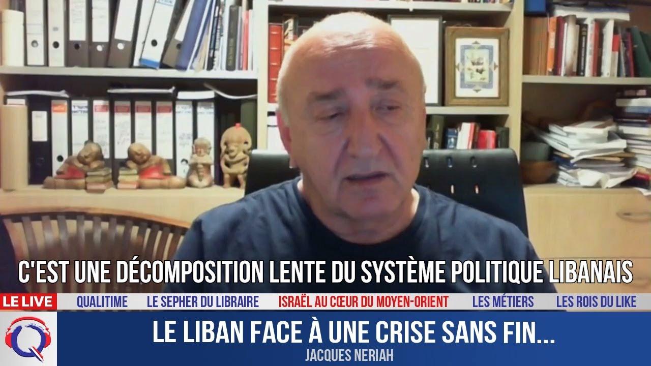 Le Liban face à une crise sans fin... - IMO#142
