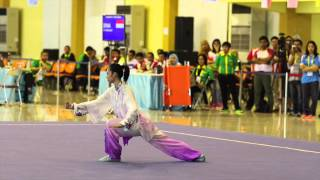 Download Video AUG 2014 : Women's Wushu Taijiquan (Lindswell Kwok Gold Medal Performance) MP3 3GP MP4