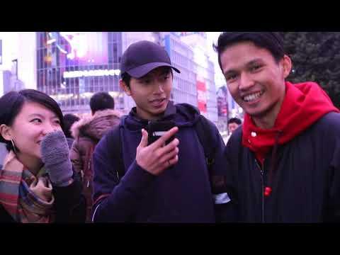 Challenge Tukar Bahasa Jawa, Sunda Dengan Orang Jepang