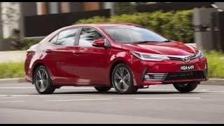 Toyota corolla test-drive  обзор тойота королла