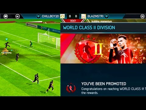 BEST LAST MINUTE WINS IN FIFA MOBILE EVER -  World Class fifa mobile Gameplays