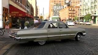 NYC / Pastis Cadillac