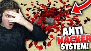 Wir zeigen das ANTI HACKER SYSTEM! 15 Hacker schon erwischt!! 😨