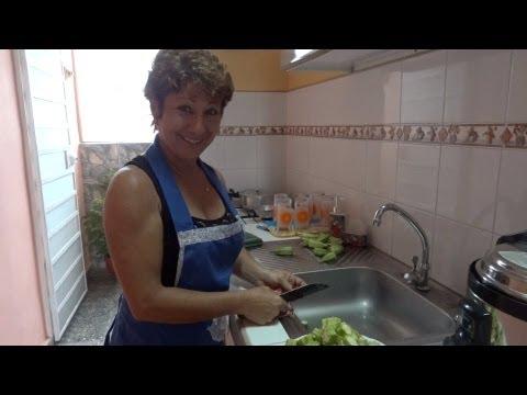 Recetas De Cocina Cubana Quimbombo Con Cerdo Y Arroz Kimbombo