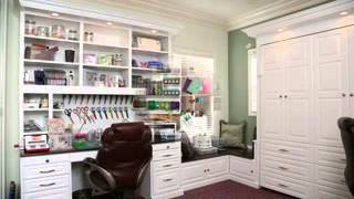 DIY Craft room furniture decorating ideas