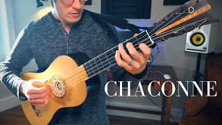 ChaconneBaroque Guitar 17th century guitar