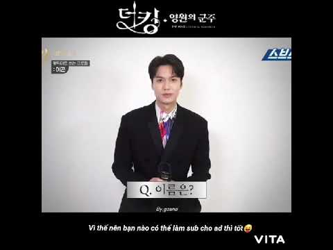 Phỏng vấn dàn diễn viên Quân Vương Bất Diệt | YÊU PHIM HÀN QUỐC