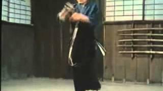 Старый японский фильм. Будо