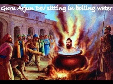 Guru Arjan Dev Ji Shaheedi || Sai Mian Mirr ji || Saheedi Saka Sikh History