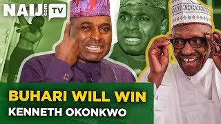 Nigeria Election 2019: Kenneth Okonkwo Interview  - Buhari will win   Naij.com TV
