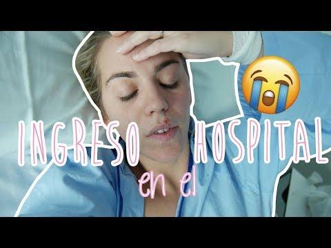 INGRESO EN EL HOSPITAL CON MENINGITIS + LA PEOR EXPERIENCIA DE MI VIDA - LoveYoli