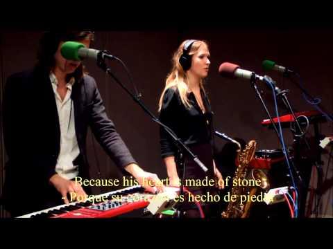 Wild Belle - Backslider (Live) (Lyrics - Sub Español) HD