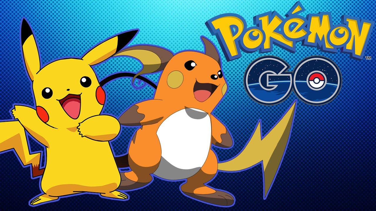 Pokemon Go Evoluindo O Pikachu Para Raichu E Ownando O Ginasio