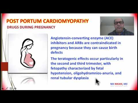 POST PORTUM CARDIOMYOPATHY FOR ABIM USMLE BY NIK NIKAM MD MHA