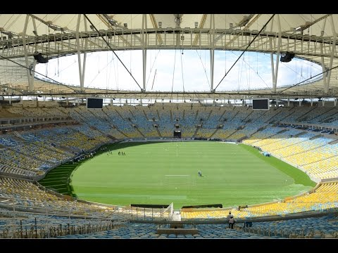 FRE$H in Rio de Janeiro, Brazil - Episode 1 - Maracanã Stadium
