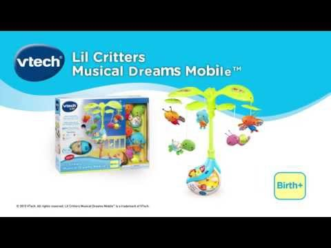 VTech Baby: Lil' Critters Musical Dreams Mobile