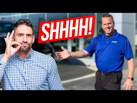 Questions to NEVER answer on a car lot - Car Buying Tips